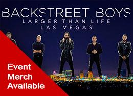 Backstreet Boys New Residency Las Vegas