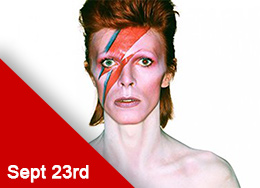 Bowie Boxset Release