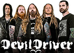 Devil Driver Wholesale Officially Licensed