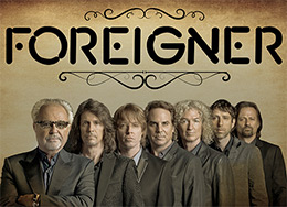 Foreigner Wholesale Band Merch
