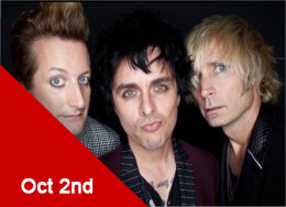 Green Day Album Release