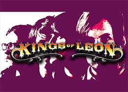 Kings of Leon Wholesale Trade Only