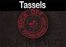 Tassels Black Label