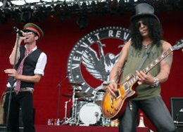 Velvet Revolver Apparel Trade and Wholesale