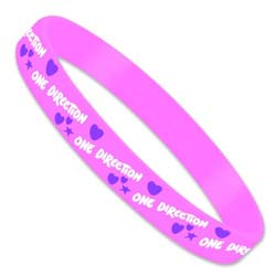 One Direction Gummy Wristband: Phase 5