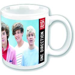 One Direction Boxed Standard Mug: Group Shot