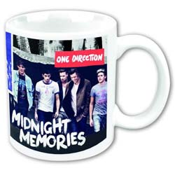 One Direction Boxed Standard Mug: Midnight Memories