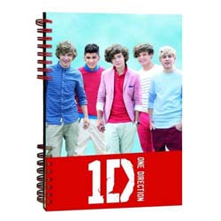One Direction Notebook: Group Shot