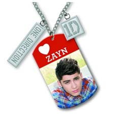 One Direction Necklace: Zayne