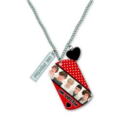 One Direction Necklace: Phase 3