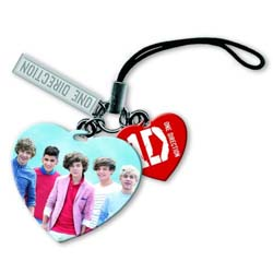 One Direction Phone Charm: Group Shots