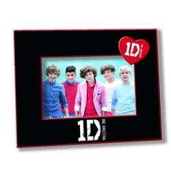 One Direction Photo Frame: Group Shot