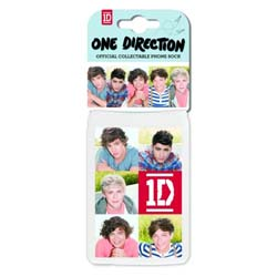 One Direction Phone Sock: 5 Head Shots