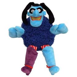 The Beatles Plush: Blue Meanie