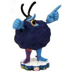 The Beatles Shakem: Blue Meanie (Motion Statue)