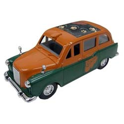 The Beatles Die-Cast Model: Rubber Soul (Hackney Carriage/Taxi)