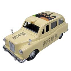The Beatles Die-Cast Model: With the Beatles (Hackney Carriage/Taxi)