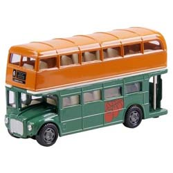 The Beatles Die-Cast Model: Rubber Soul (Routemaster Bus)
