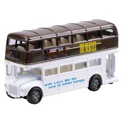 The Beatles Die-Cast Model: Please, Please Me (Routemaster Bus)