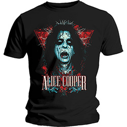 Alice Cooper Men's Tee: Decap