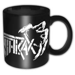 Anthrax Boxed Standard Mug: Death Hands