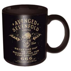 Avenged Sevenfold Boxed Standard Mug: Seize the Day