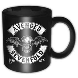 Avenged Sevenfold Boxed Standard Mug: Death Bat Crest