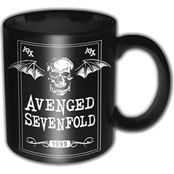 Avenged Sevenfold Boxed Standard Mug: Death Bat