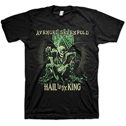 Avenged Sevenfold Men's Tee: Hail to the King En Vie