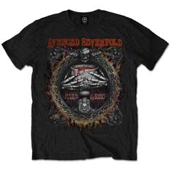 Avenged Sevenfold Men's Tee: Drink