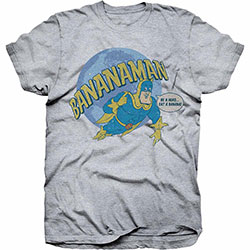 Bananaman Men's Tee: Eat A Bananaman