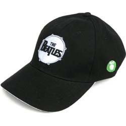 The Beatles Men's Baseball Cap: Drum