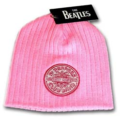 The Beatles Men's Beanie Hat: Sgt Pepper