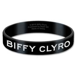 Biffy Clyro Gummy Band: Logo