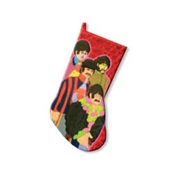 The Beatles Xmas Stocking: Yellow Submarine