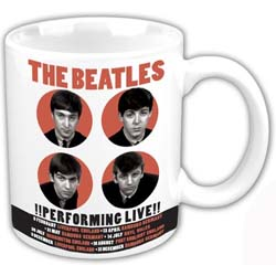 The Beatles Boxed Standard Mug: Performing Live 1962