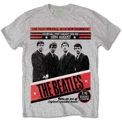 The Beatles Men's Premium Tee: 1962 Port Sunlight