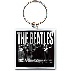 The Beatles Standard Key-Chain: 1963 The Palladium