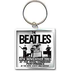 The Beatles Standard Key-Chain: 1963 The Prince of Wales Theatre