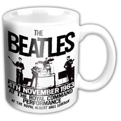 The Beatles Boxed Standard Mug: Prince of Wales Theatre