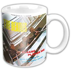 The Beatles Boxed Standard Mug: Please, Please Me Album