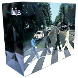 The Beatles Gift Bag: Abbey Road