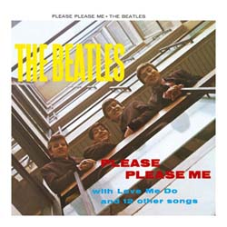 The Beatles Greetings Card: Please, Please Me