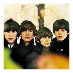 The Beatles Greetings Card: For Sale