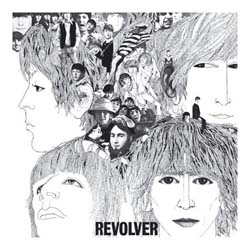 The Beatles Greetings Card: Revolver