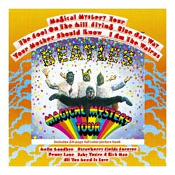 The Beatles Greetings Card: Magical Mystery Tour