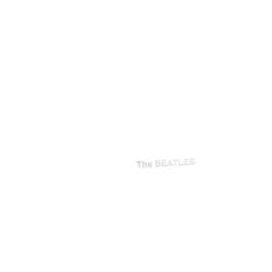 The Beatles Greetings Card: White Album