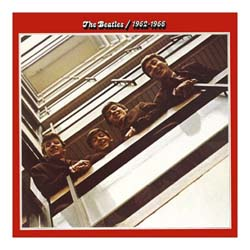 The Beatles Greetings Card: 1962 - 1966 Album