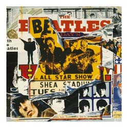 The Beatles Greetings Card: Anthology 2