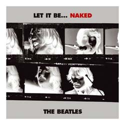 The Beatles Greetings Card: Let it Be Naked
